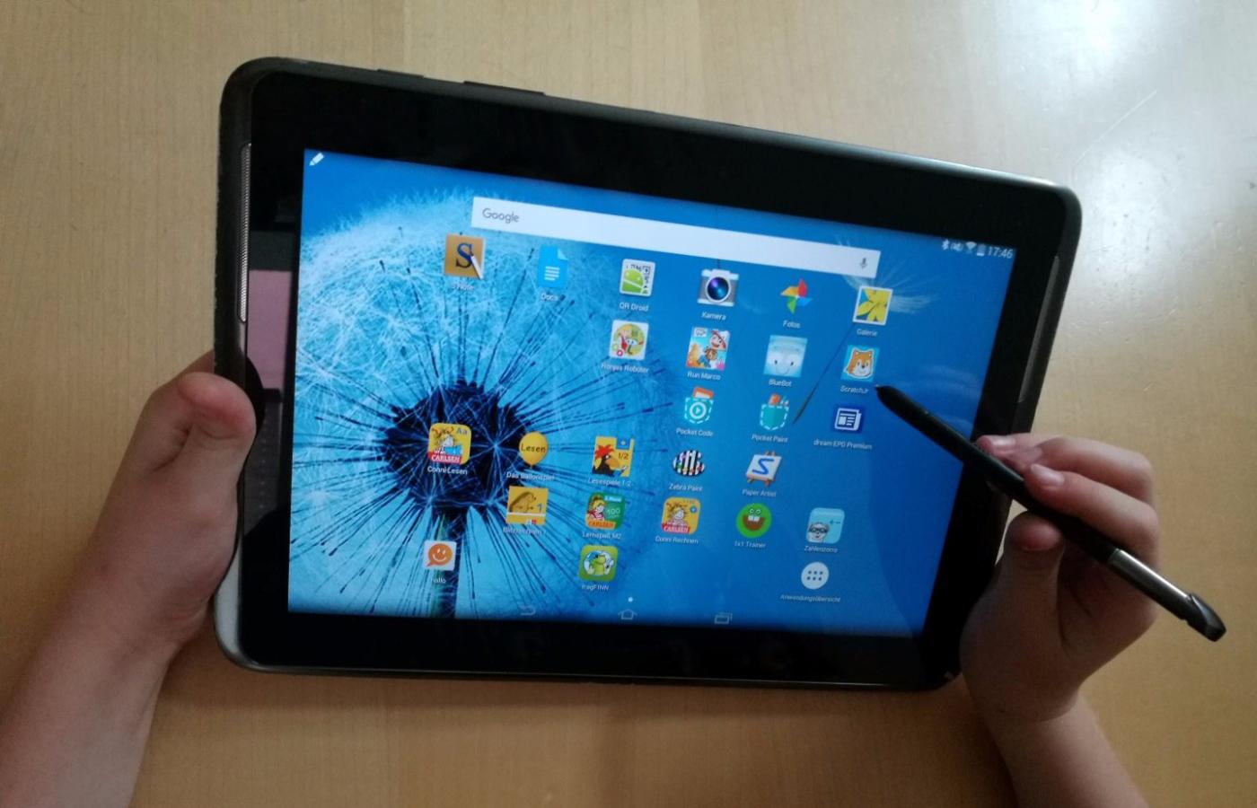 bildung360 Internetzugang für die Tabletklasse