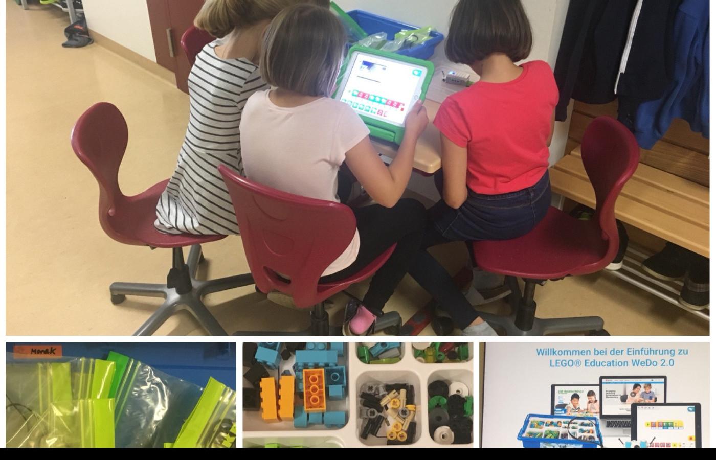bildung360 Lego WeDo 2.0 im Unterricht der Volksschule